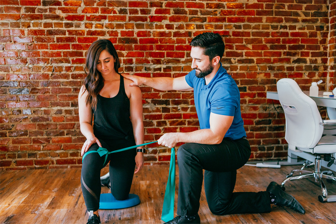 Dr. James Dalton Rehab Stretches and Exercises at Harvest Chiropractic and Wellness. Chiropractor in Springfield, Omaha, and Lincoln, NE
